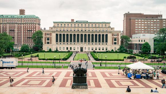 Dual Degree Program Between Tel Aviv University and Columbia University